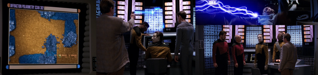 the first encounter with the borg