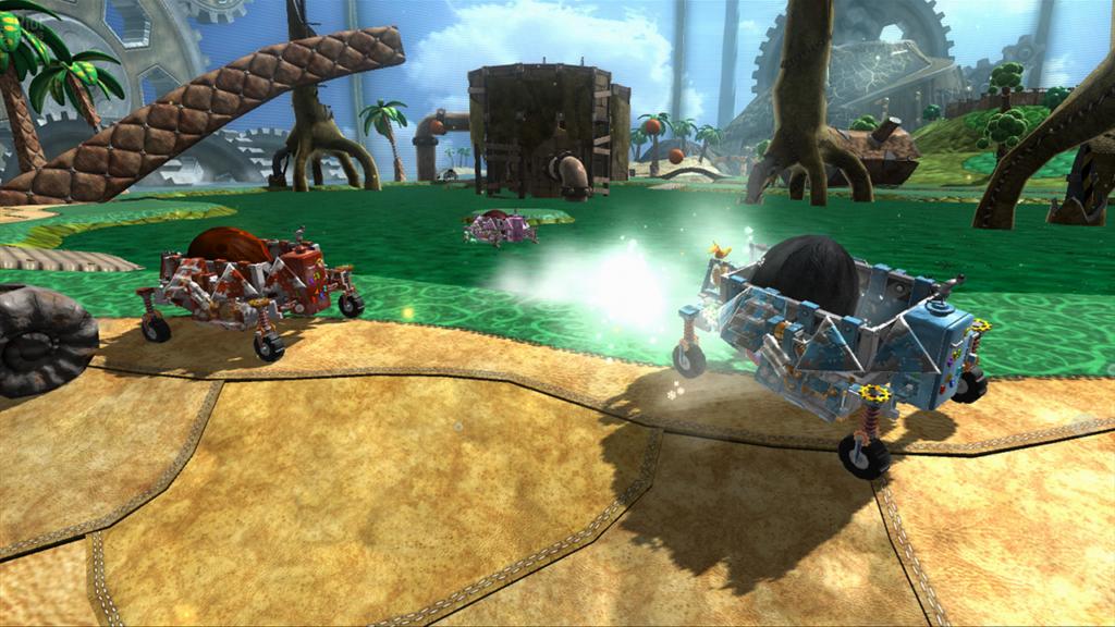 Banjo Kazooie: Nut's & Bolts screenshot